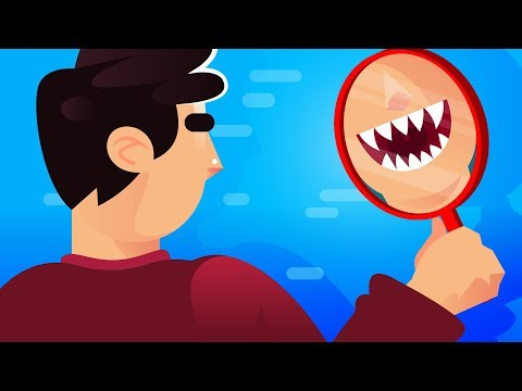 What If You Woke Up With Shark's Teeth? || FUNNY ANIMATION