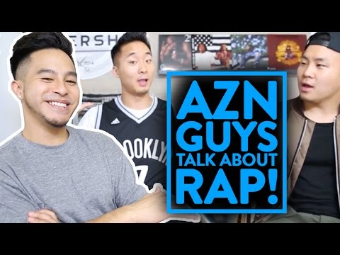 WHO ARE THE BEST RAPPERS FROM ASIA? - Asian Guys Talk Rap