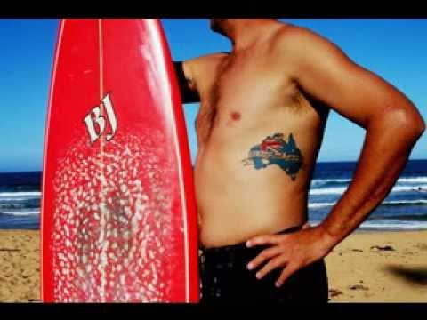 Australian tattoo design