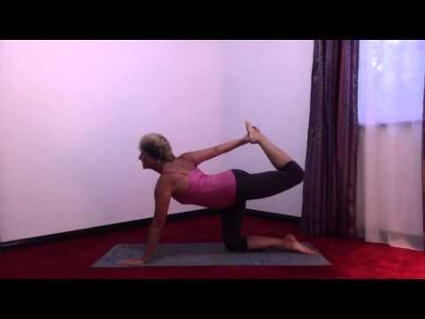 Linda Yoga in Saudi Arabia Day One