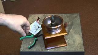 видео Кофемолка электрическая – виды, принцип работы