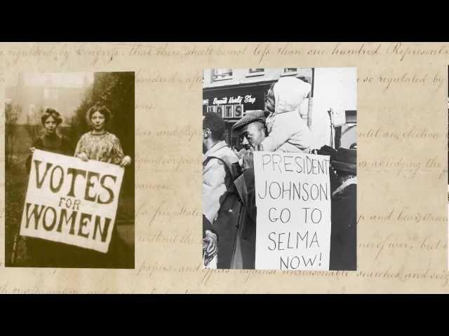 Seneca Falls to Selma