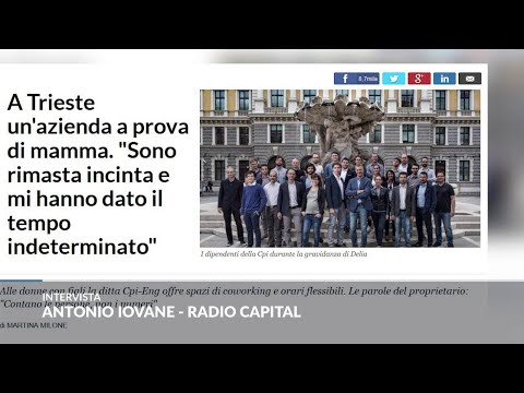 Trieste, donna incinta assunta a tempo indeterminato: ''So di essere una privilegiata''