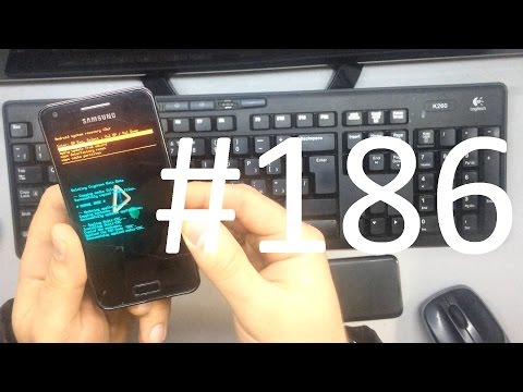Samsung I9070 Galaxy S Advance (Hard Reset) сброс телефона