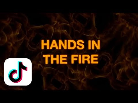 James Carter - Hands in the Fire (feat. Nevve) [Lyric Video]