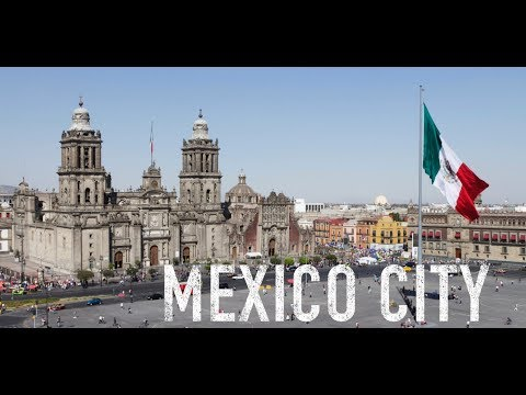 60 Hours in Mexico City