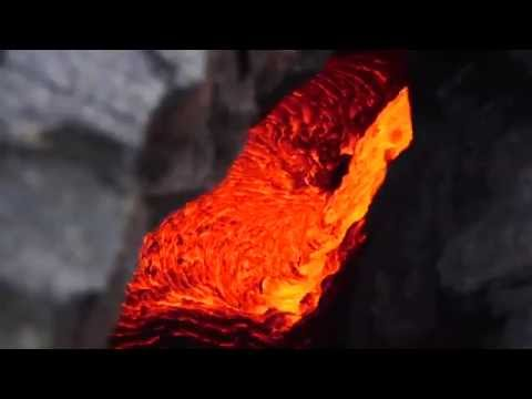 Epic Lava Flows - Kīlauea Volcano, Hawaii