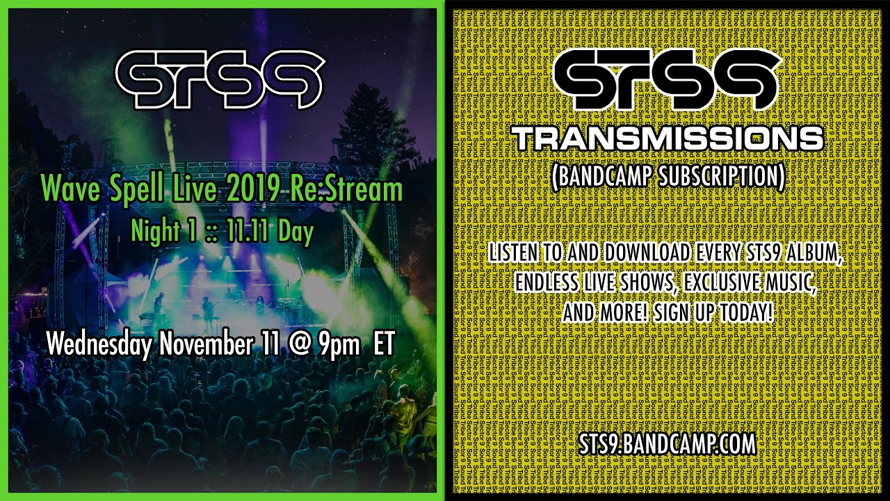 STS9 yellow