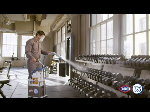 Clorox® Total 360® For Athletic Facilities