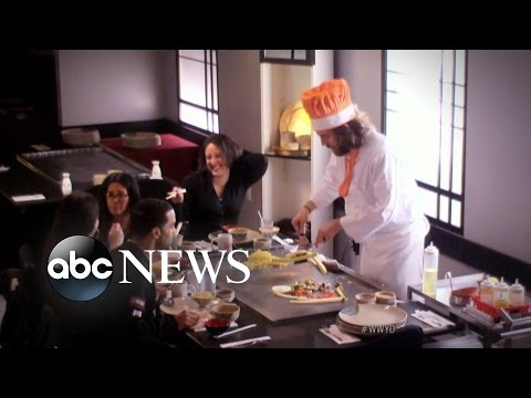 Hibachi Chef from Hell | What Would You Do? | WWYD