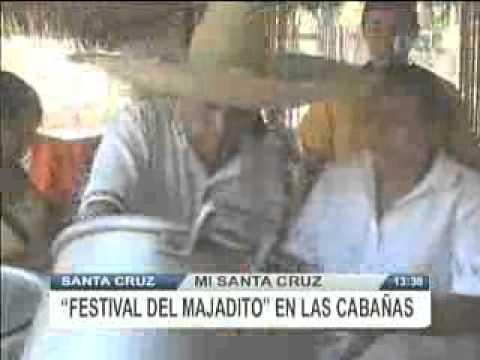 MI SANTA CRUZ FESTIVAL DEL MAJADITO @ RED PAT BOLIVIA