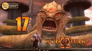 God of War 2 HD Kratos vs Kraken Walkthrough Parte 17 Español Gameplay PS3 1080p