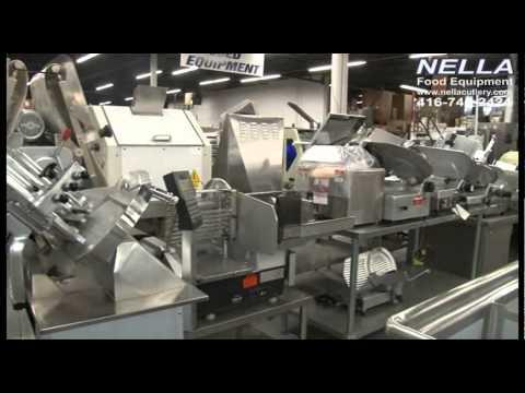 Nella Cutlery- Food Equipment Sales