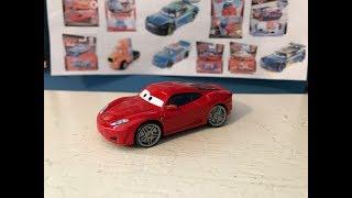 Disney Cars Ferrari F430 Review (Wayback Wednesday!)