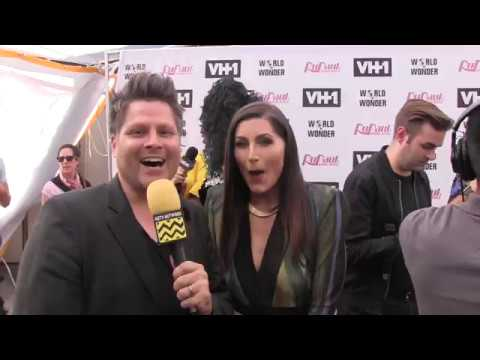 RuPaul's Drag Race Finale 2017 with Trace Lysette of