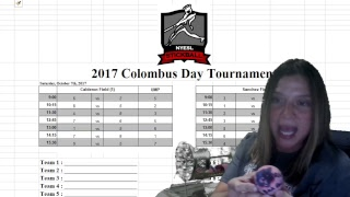 Draw Night Columbus day