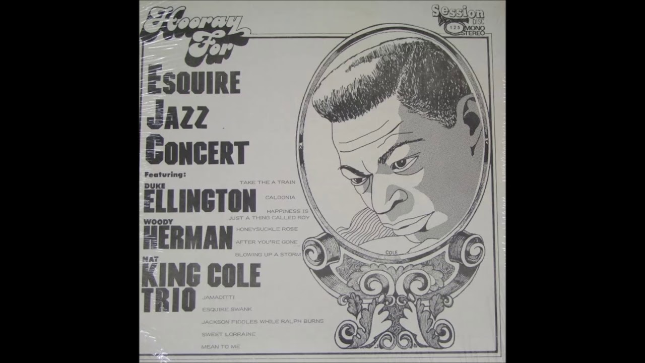 Esquire's 1946 All American Jazz Band Concert - January 16, 1946 (Full Album)