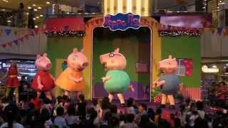 peppa-39-s-christmas-surprise-peppa-pig-live-show-at-united-square-mall-singapore