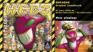 H.E.D.Z (1998, PC) Soundtrack