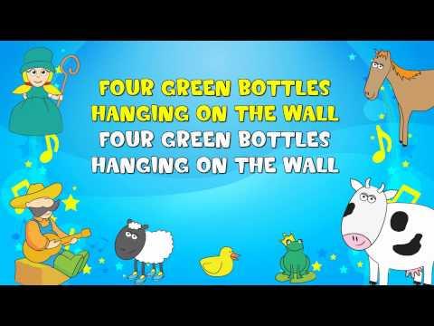 Peepsqueaks Sing-A-Long Ten Green Bottles