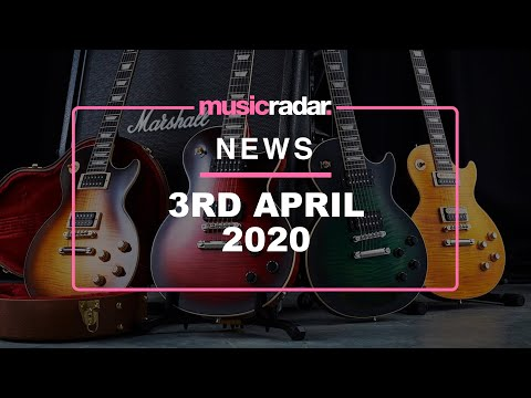 MusicRadar News Update - 3rd April 2020