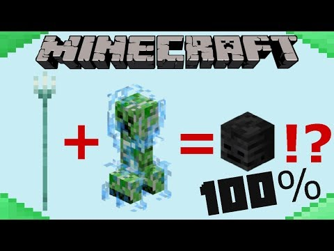 How To Get Wither Skulls 100% Of The Time Every Drop In Minecraft