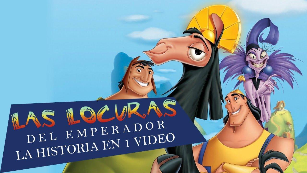 Las Locuras Del Emperador La Historia En 1 Video Youtube