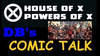 House of X and Powers of X!  Breaking Down What We Know!