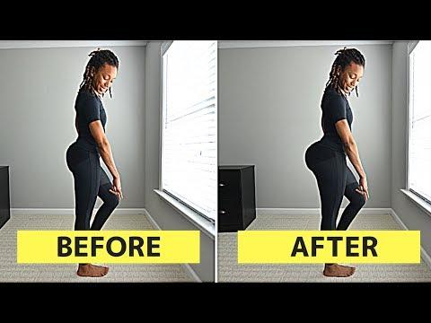 8 DAY LEG & GLUTE CHALLENGE (slim down legs & lift butt)