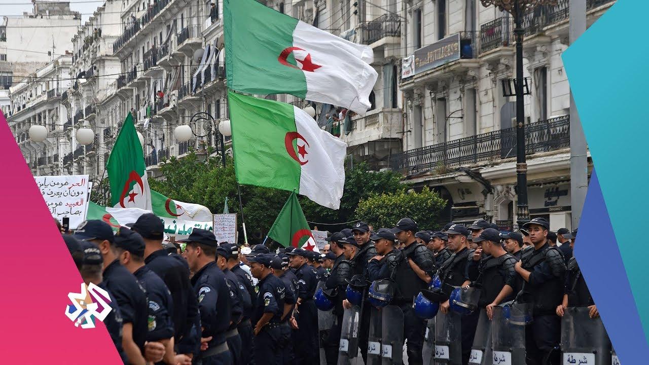قناة العربي:العربي اليوم   الجزائر .. تواصل الحراك