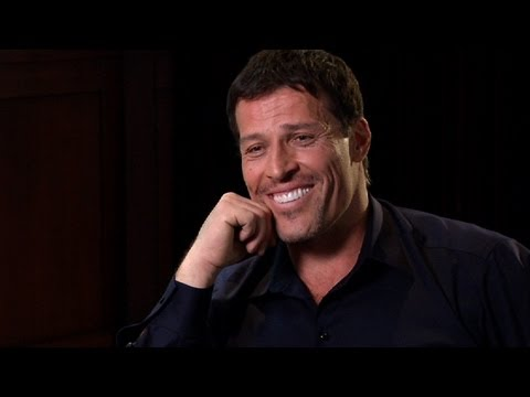 Peter Guber and Tony Robbins: Story is a Dialogue