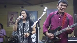 Cover images Duet Ike Nurjanah Rhoma Irama lagu Aduhai, 3 Juli 2017 latihan sebelum ke Indosiar
