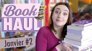 Book Haul : Janvier 2017 (Part. 2) | Myriam