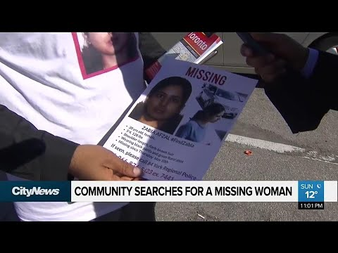 Community searching for missing York University student