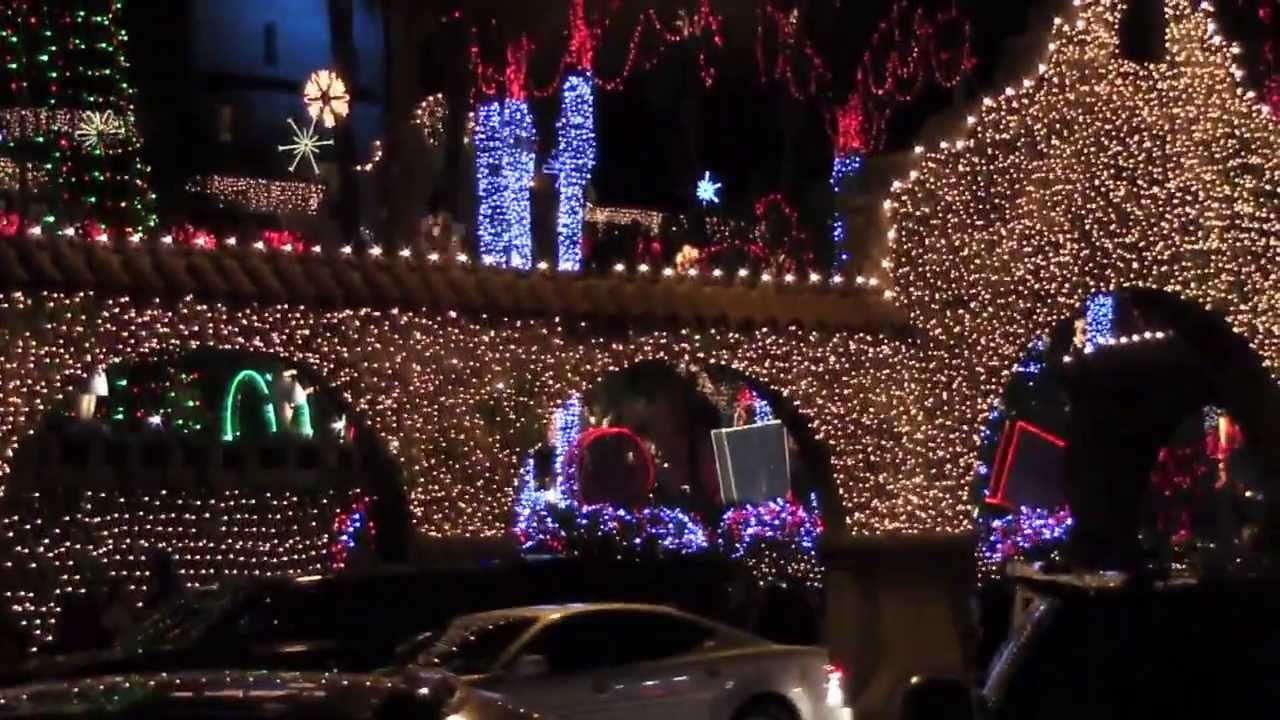Our trip to the Mission Inn Riverside, CA Festival of Lights - YouTube