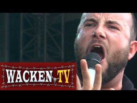 August Burns Red - Full Show - Live at Wacken Open Air 2014