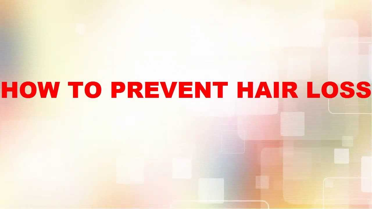 How To Prevent Hair Loss Hair Fall Thinning Hair In Women