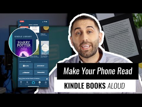 How To Listen To Any Kindle Book On Your Phone