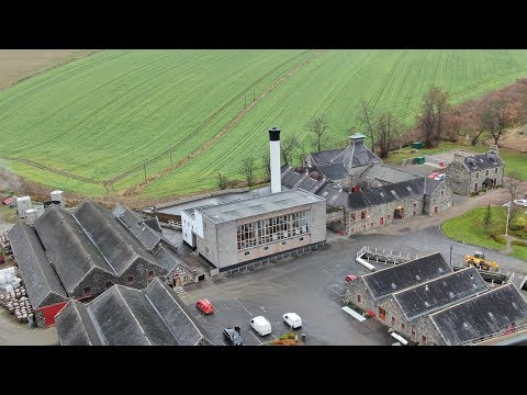 Glendronach Distillery Visit
