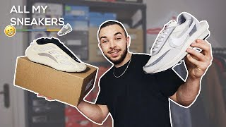 ALL MY SNEAKERS : TOUTES MES PAIRES DE BASKETS ! 👟