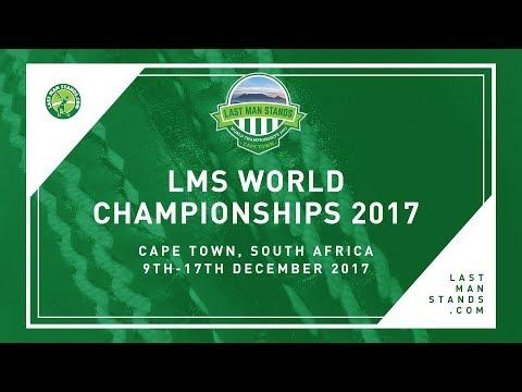 LIVE   Day 5 LMS World Championships 2017