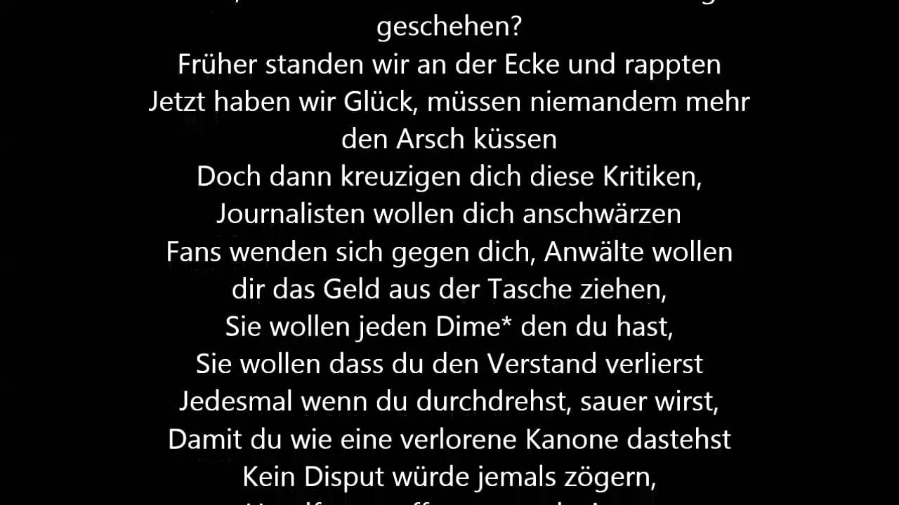 Eminem - Sing for the Moment [Deutsche Übersetzung / German Lyrics ...