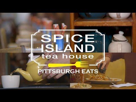 Pittsburgh Eats: Spice Island Tea House