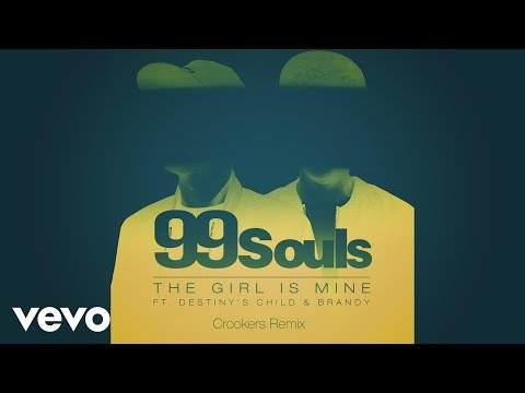 The Girl Is Mine (featuring Destiny's Child & Brandy) (Crookers Remix) [Official Audio]
