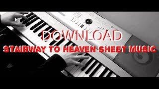 Download Stairway to Heaven sheet music By Led Zeppelin