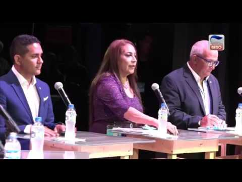 Aruba Millenials Debate 2017