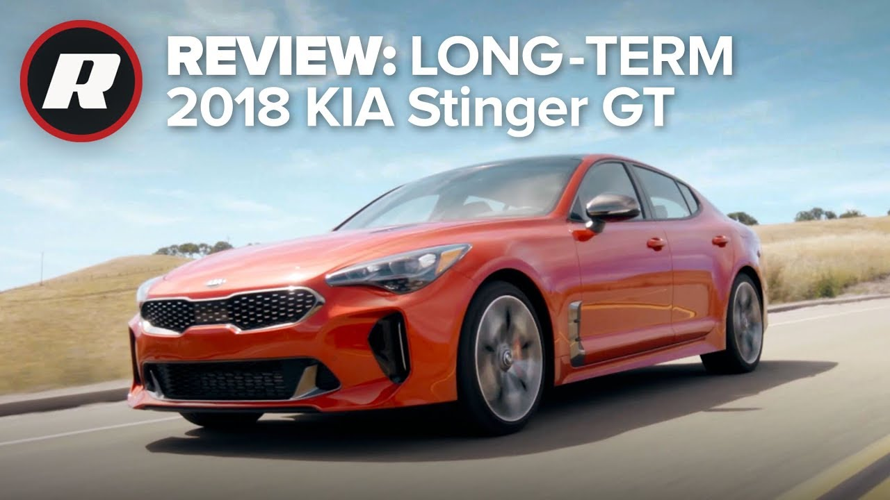 2018 Kia Stinger GT Review: Meet our long-term sports sedan (4K)