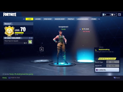 Fortnite Gameplay | Come and Chat While Enjoying The Stream