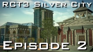 RCT3 Silver City - Episode 2 - Glass Tower