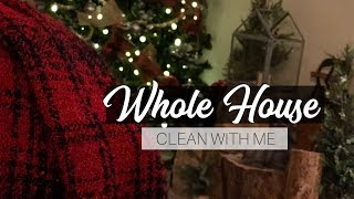 NEW! | ALL DAY | WHOLE HOUSE | ULTIMATE CLEAN WITH ME | Getting Ready For A Party